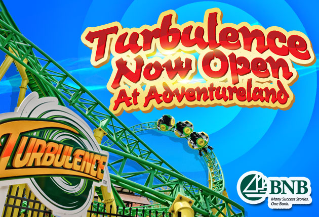Turbulence At Adventureland