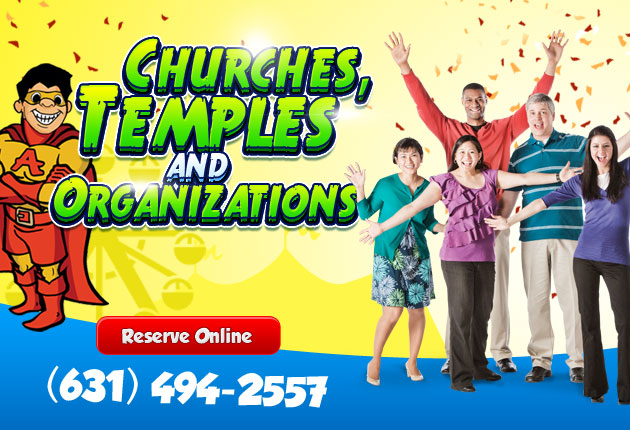 Churches ,Temples and Organisations Events