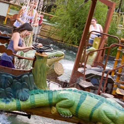 crocodilerun