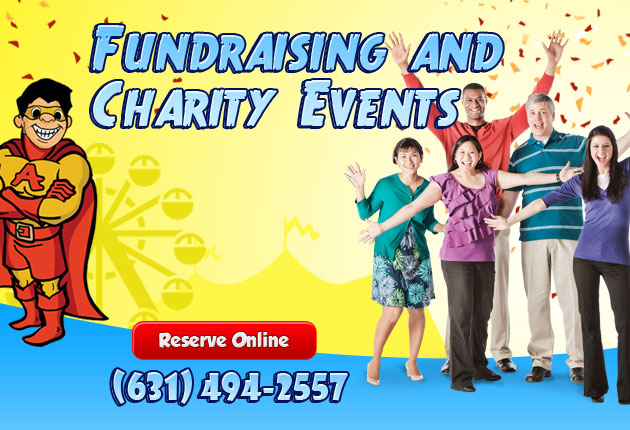 Fundraising Events Ideas in Long Island New York