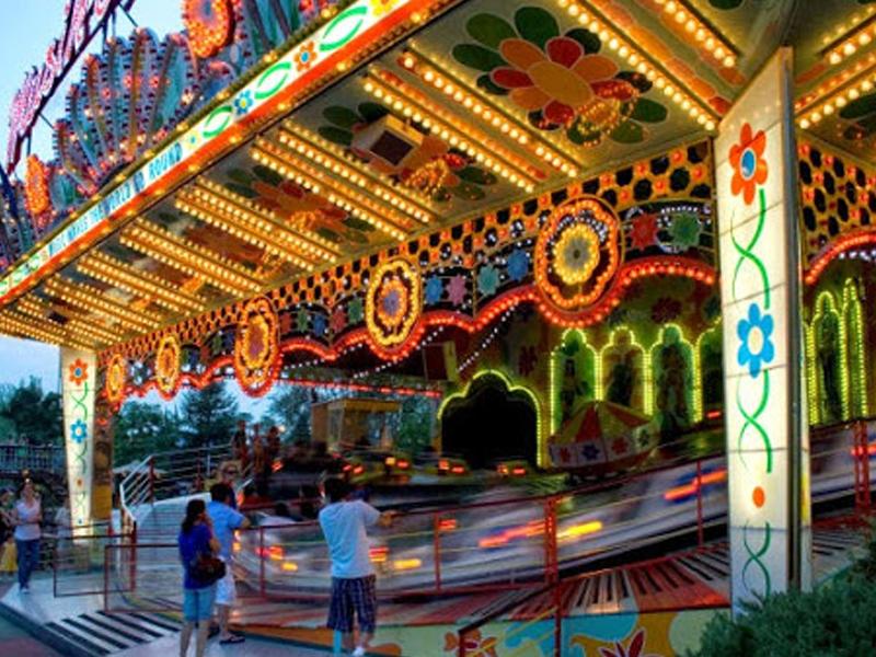 Musik Express - Adventureland Amusement Park Long Island ...
