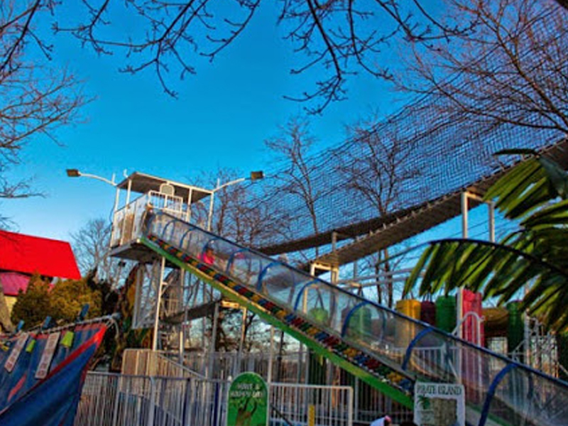 Pirate Island Adventureland Amusement Park Long Island