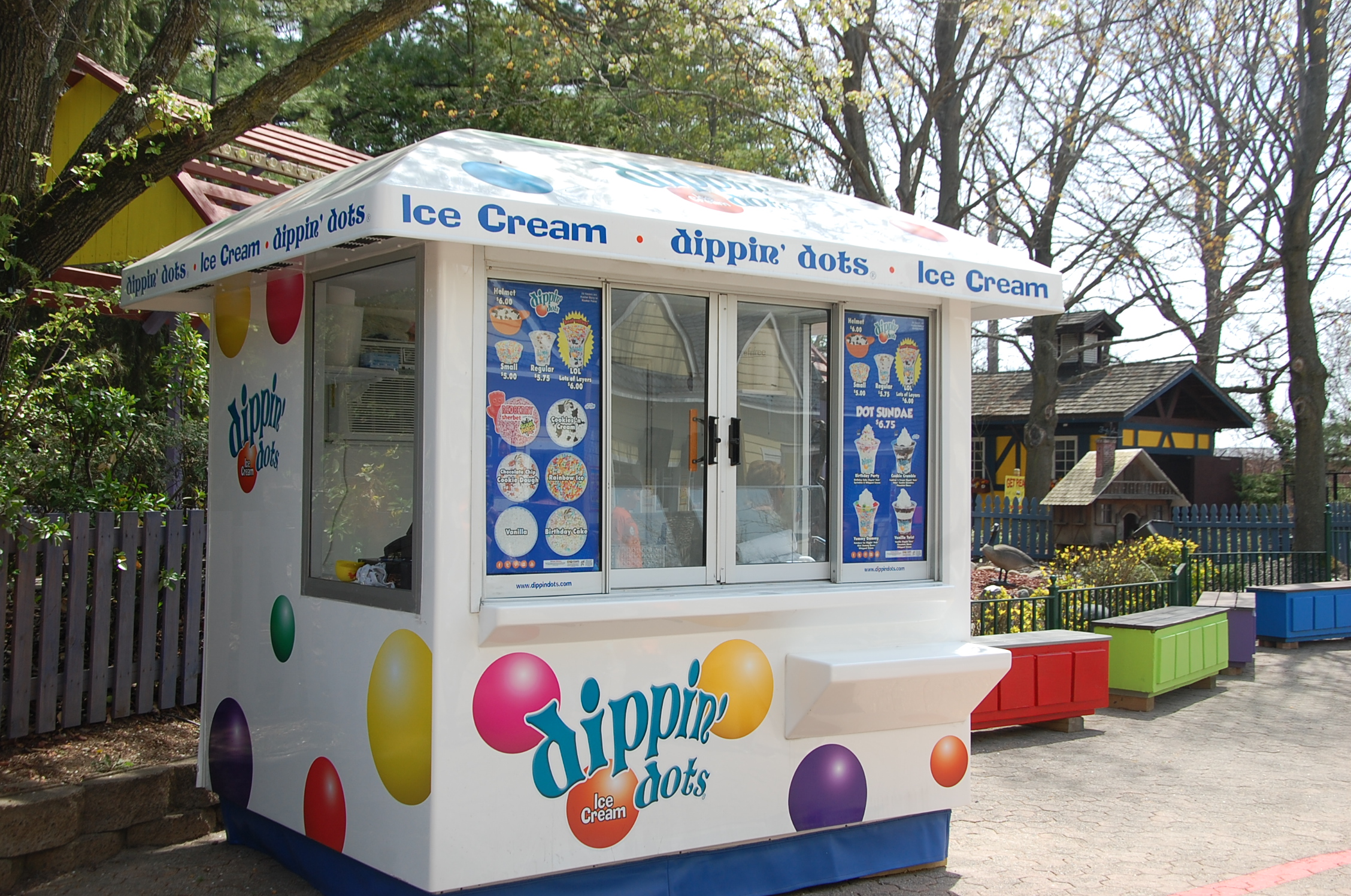 Adventureland Snack Stands