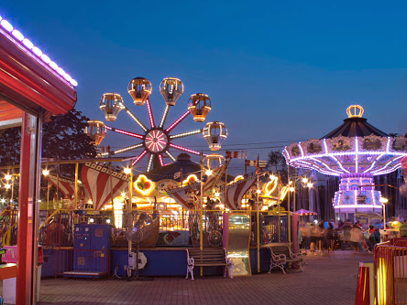 Viking Voyage Adventureland Amusement Park Long Island