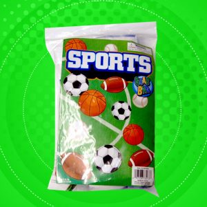 Sports Goodie Bag