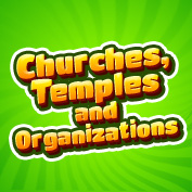 churches-temples-and-organizations events