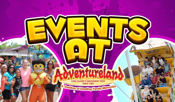 upcoming events at adventureland
