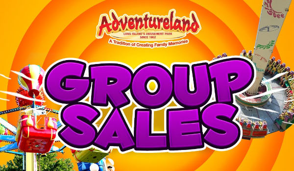 Group Sales - book the park for groups and events