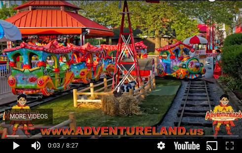 Home Adventureland Amusement Park Long Island New York