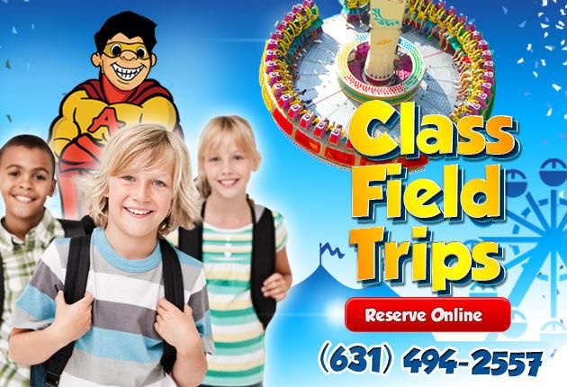 Class Fields Trips