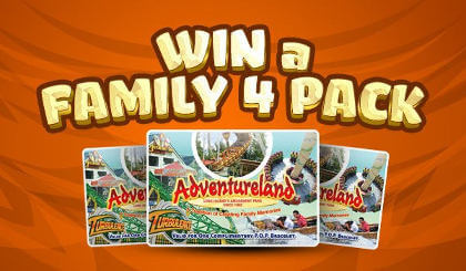 Win a Family Four Pack