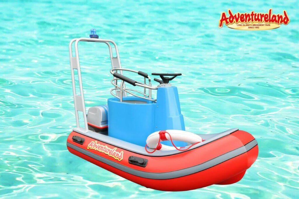Saf-T-Swim Rescue Boats