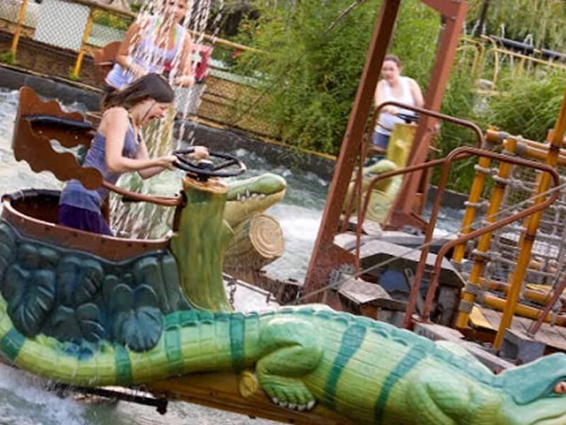 Crocodile Run