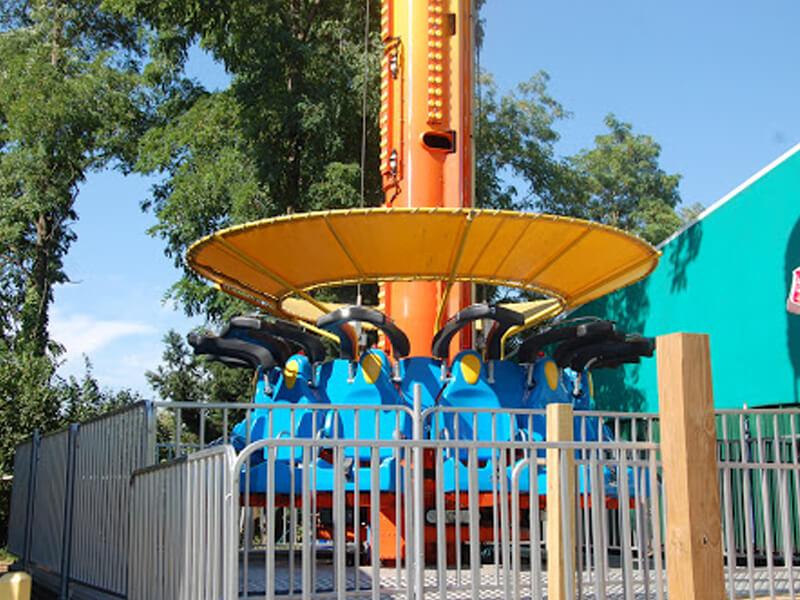 Drop N Twist Tower