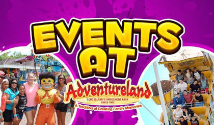 Events at Adventureland