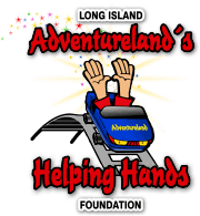 Adventureland's Helping Hands Foundation logo