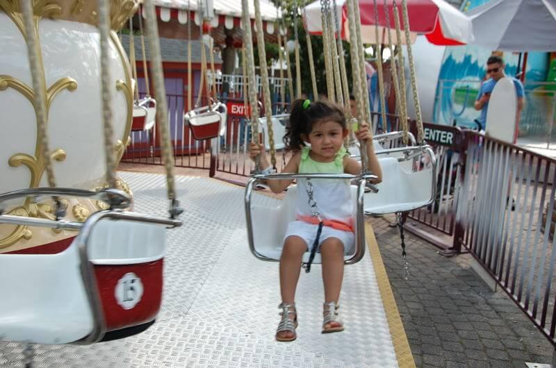 Alfie Swings