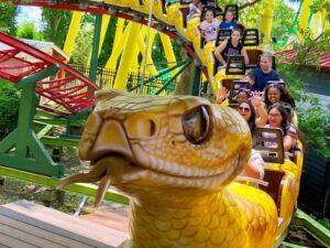Rides Adventureland Amusement Park Long Island New York