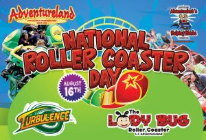 National Roller Coaster Day