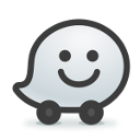 Navigate using Waze