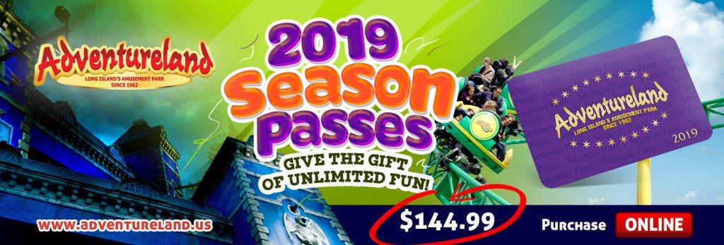 Adventureland Season Pass 2019