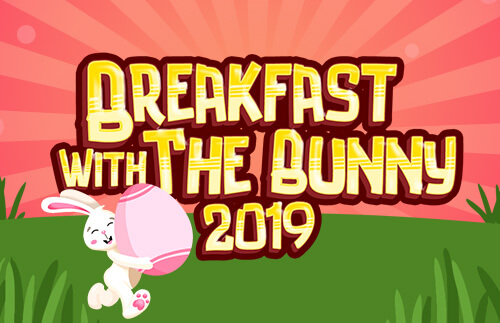 Breakfast with the bunny 2019