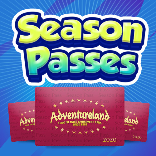 Season Passes for 2020 Available