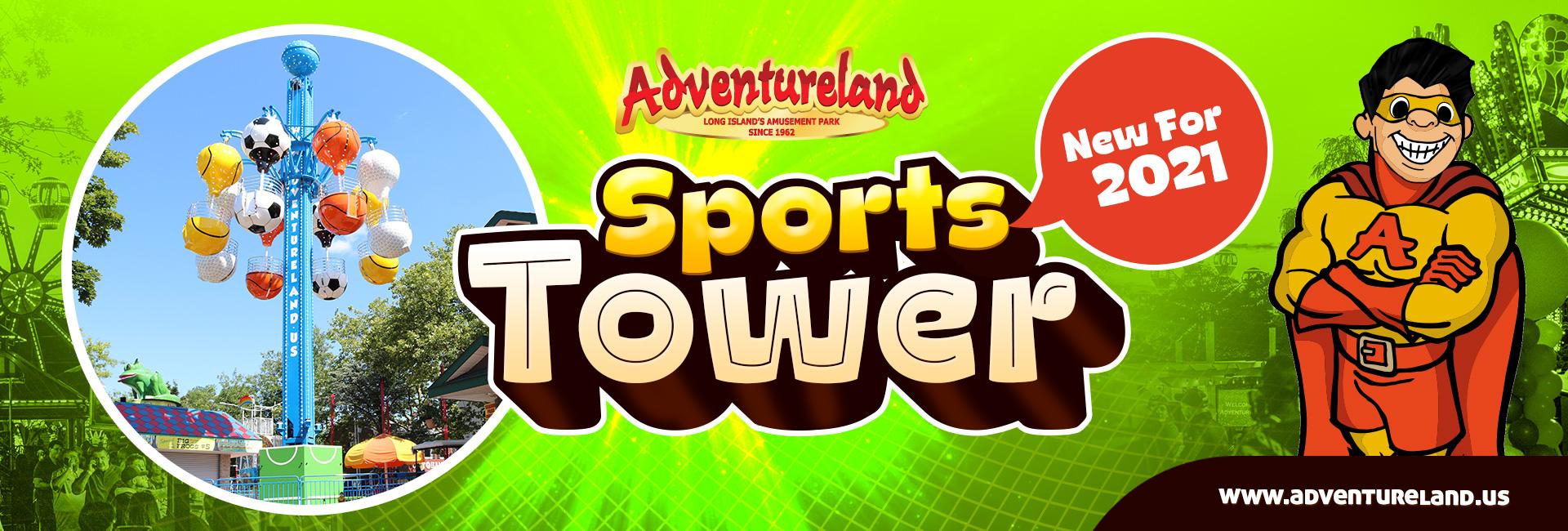 Adventureland Amusement Park Long Island New York